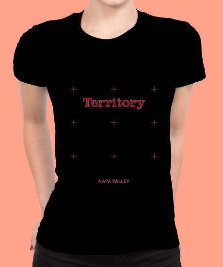 Product Image for Territory T-Shirt (using options for color choice--single SKU)